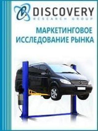 Анализ рынка систем управления подъемника в России