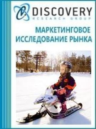 Маркетинговое исследование - Анализ рынка снегокатов, санок, тюбинков и ледянок в России