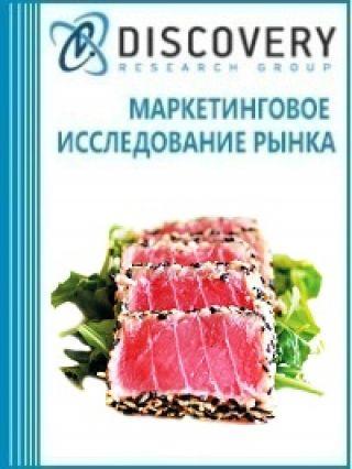 Анализ рынка соленой рыбы тунца в России