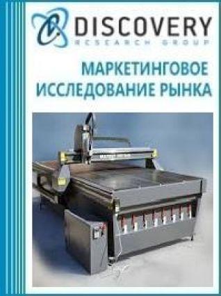Анализ рынка станков портальных фрезерных в России