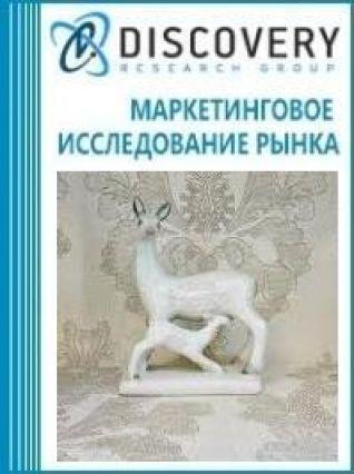 Маркетинговое исследование - Анализ рынка статуэток из фарфора и керамики в России