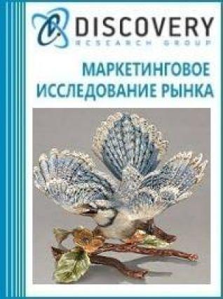 Маркетинговое исследование - Анализ рынка статуэток из стекла в России