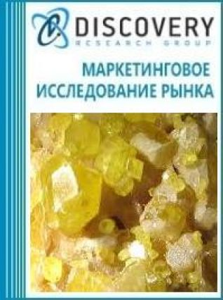 Маркетинговое исследование - Анализ рынка сублимированной серы в России