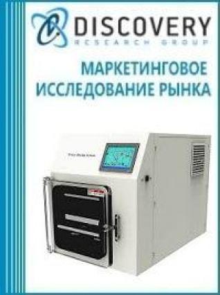 Анализ рынка сушилок сублимационных фармацевтических в России