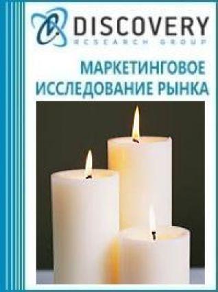 Маркетинговое исследование - Анализ рынка свечей в России