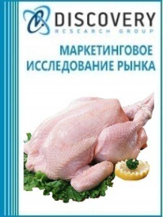 Маркетинговое исследование - Анализ рынка свежего и охлажденного мяса утки в России