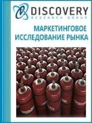 Маркетинговое исследование - Анализ рынка сжиженных газов в России