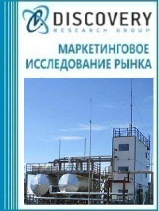 Анализ рынка технологий и установок сероочистки попутного нефтяного газа в России