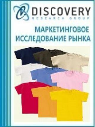 Маркетинговое исследование - Анализ рынка трикотажных изделий в России