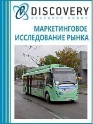 Маркетинговое исследование - Анализ рынка троллейбусных перевозок в России