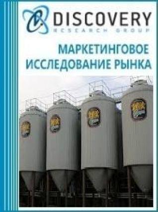Анализ рынка цилиндрических станков брожения и дображивания в России