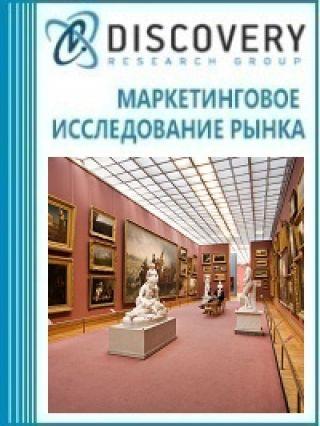 Анализ рынка услуг музеев, исторических мест и зданий в России