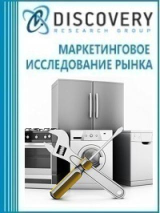 Анализ рынка услуг по ремонту бытовых электрических приборов в России