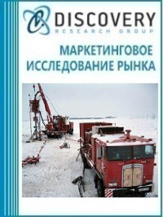 Анализ рынка услуг по вызову притока нефти и газа из продуктивного пласта в России