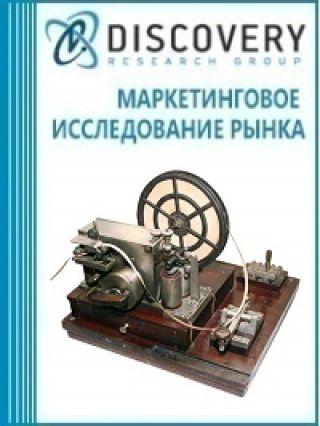 Маркетинговое исследование - Анализ рынка связи телеграфной в России