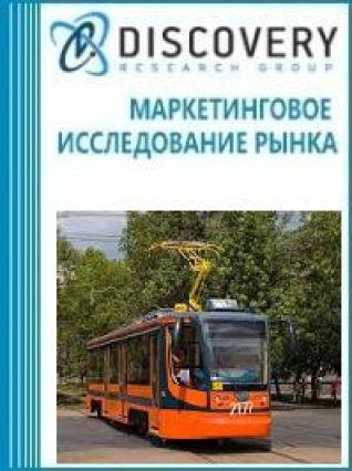 Анализ рынка вагонов моторных железнодорожных (трамвайных) в России