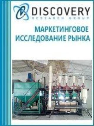 Маркетинговое исследование - Анализ рынка мельниц вальцевых в России
