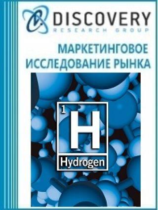 Анализ рынка водородной энергетики в России