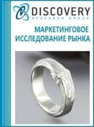 Маркетинговое исследование - Анализ рынка ювелирных изделий из платины в России