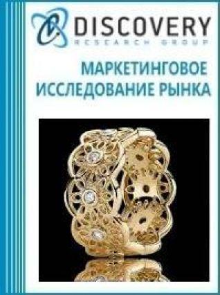 Маркетинговое исследование - Анализ рынка ювелирных изделий из золота в России