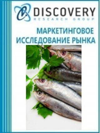 Анализ рынка замороженного филе из рыбы сардины в России