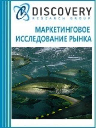 Анализ рынка живого тунца в России