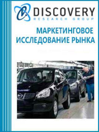 Маркетинговое исследование - Анализ парка транспортных средств городов крупных, средних и мелких в России