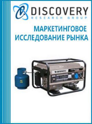 Маркетинговое исследование - Анализ рынка генераторов электроэнергии (электрогенераторов) газовых в России