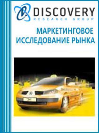 Маркетинговое исследование - Бизнес-план создания службы такси с наемным автопарком (с финансовой моделью в Excel)