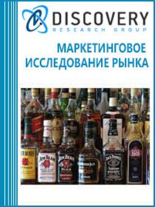 Маркетинговое исследование - Анализ рынка крепких алкогольных напитков в России