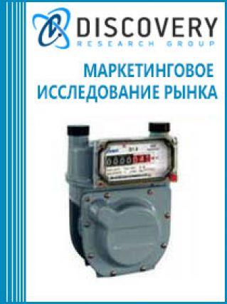 Анализ рынка счетчиков газа в России (с предоставлением базы импортно-экспортных операций)