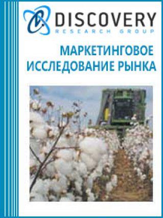 Маркетинговое исследование - Анализ рынка хлопка (хлопчатобумажная ткань, нити и пряжа) в России
