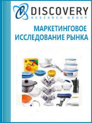 Маркетинговое исследование - Рынок интернет-торговли товарами для дома и мебелью
