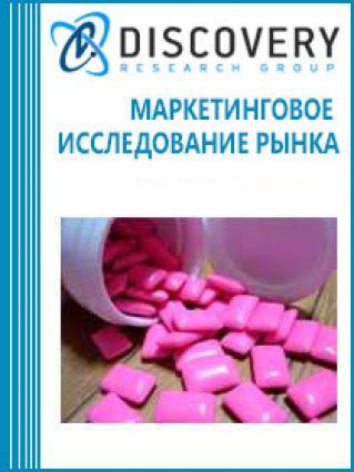 Маркетинговое исследование - Анализ рынка жевательной резинки в России