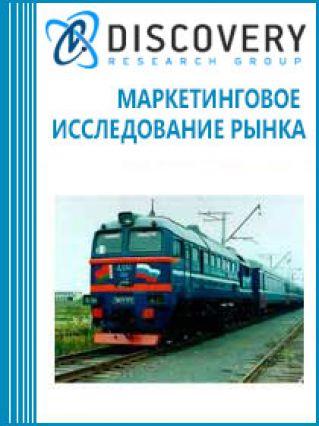 Маркетинговое исследование - Анализ рынка лизинга железнодорожного транспорта в России