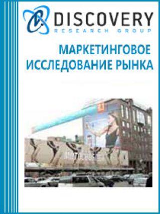 Маркетинговое исследование - Анализ рынка рекламы в России: ТВ, Радио, Интернет, наружная, печатные СМИ