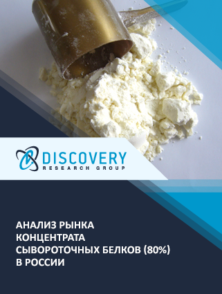 Анализ рынка концентрата сывороточных белков (80%) в России