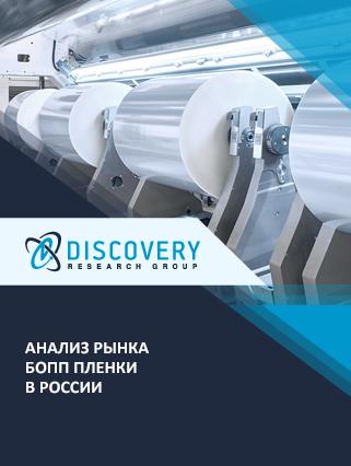 Маркетинговое исследование - Анализ рынка БОПП пленки в России (с базой импорта-экспорта)