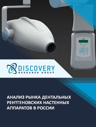Анализ рынка дентальных рентгеновских настенных аппаратов в России (с базой импорта-экспорта)