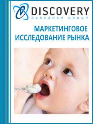 Маркетинговое исследование - Анализ рынка детского питания, сухих молочных смесей и сухих детских каш в России