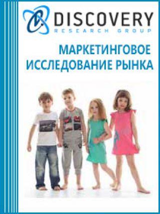 Маркетинговое исследование - Анализ рынка детской одежды в России