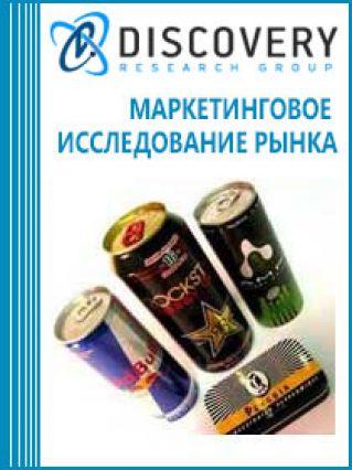 Маркетинговое исследование - Анализ рынка энергетических напитков в России