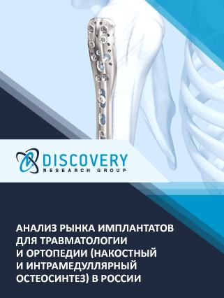 Маркетинговое исследование - Анализ рынка имплантатов для травматологии и ортопедии в России