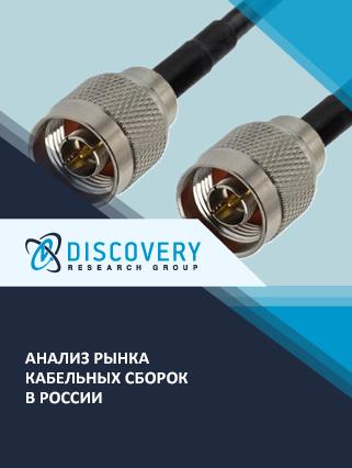 Маркетинговое исследование - Анализ рынка кабельных сборок в России (с базой импорта-экспорта)