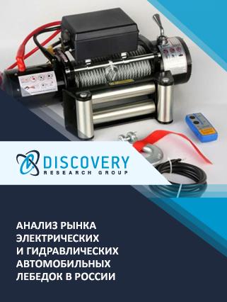 Маркетинговое исследование - Анализ рынка электрических и гидравлических автомобильных лебедок в России (с базой импорта-экспорта)