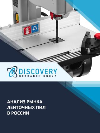 Маркетинговое исследование - Анализ рынка ленточных пил в России (с базой импорта-экспорта)