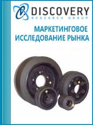 Анализ рынка бандажных и безбандажных массивных шин, баллонов шинно-пневматических гражданского назначения в России в 2008-2010 гг