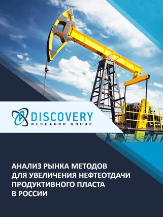 Анализ рынка методов для увеличения нефтеотдачи продуктивного пласта в России