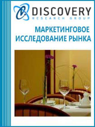 Анализ рынка общественного питания в Москве