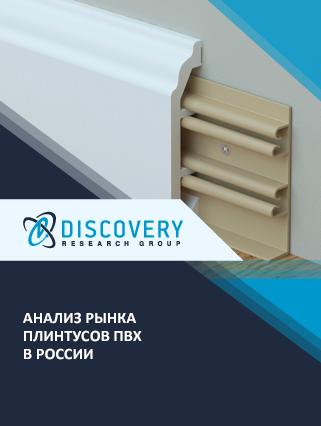 Маркетинговое исследование - Анализ рынка плинтусов ПВХ в России (с базой импорта-экспорта)